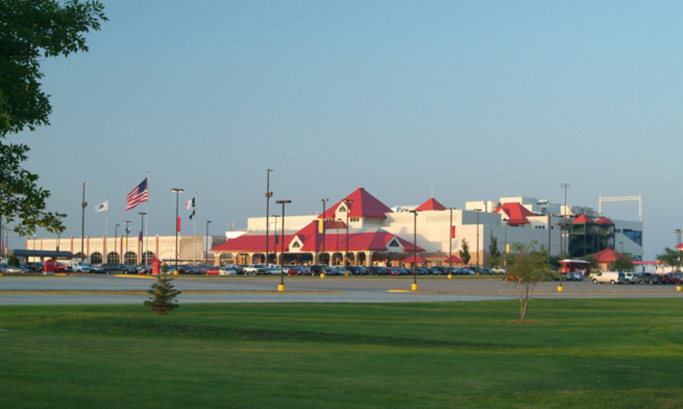 Prairie Meadows Race Track and Casino